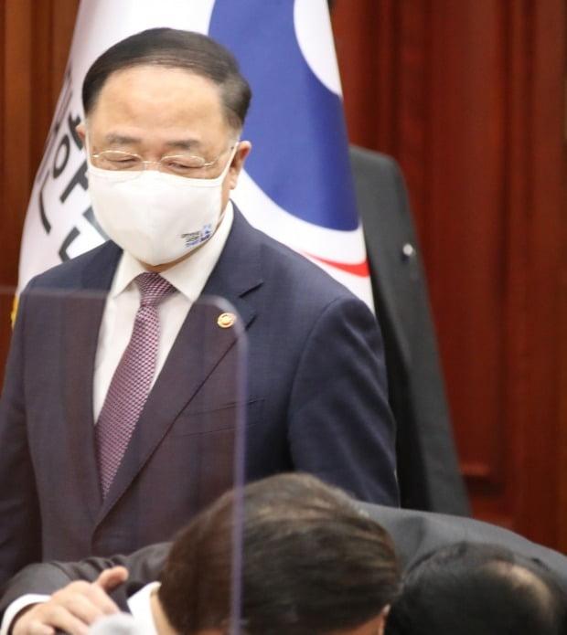 홍남기 부총리 겸 기재부 장관 (사진=연합뉴스)