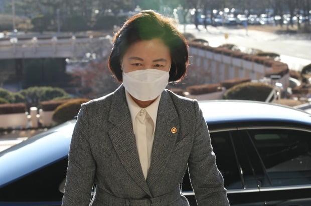 추미애 법무부 장관이 윤석열 검찰총장 '직무배제 집행정지' 항고를 취하했다. /사진=연합뉴스