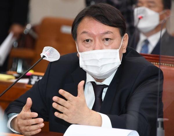 윤석열 검찰총장. 사진=뉴스1