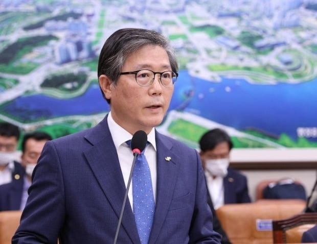 국토교통부 장관 내정된 변창흠 한국토지주택공사(LH) 사장. /사진=뉴스1