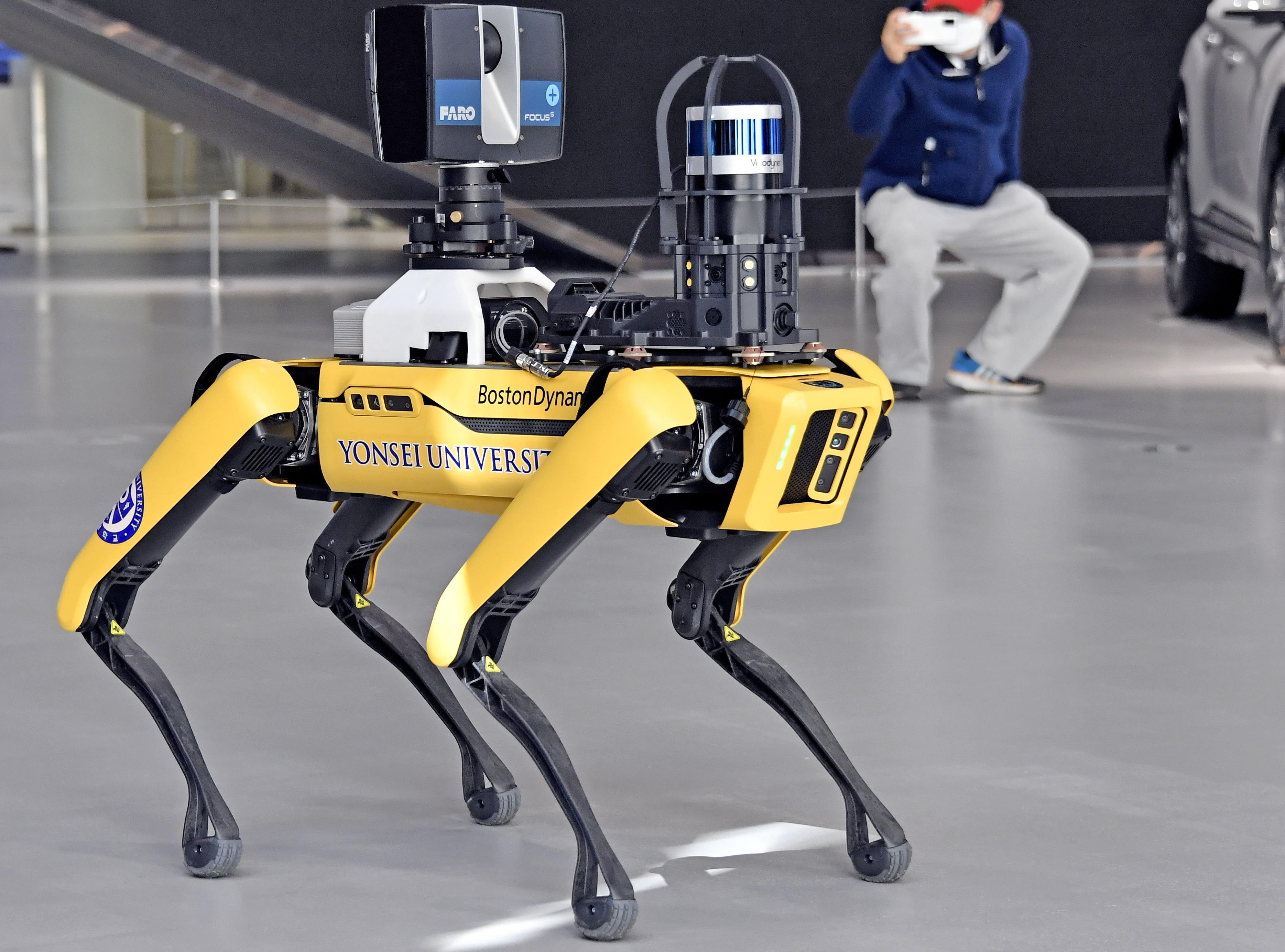 [프리뷰]단숨에 '글로벌 키 플레이어'로…정의선 회장의 로봇 승부수