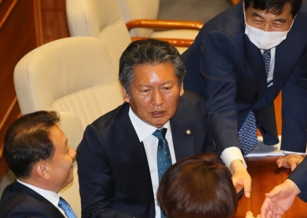 정청래 더불어민주당 의원  /사진=연합뉴스