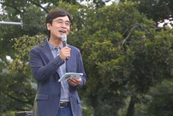 유시민 노무현재단 이사장 /사진=연합뉴스