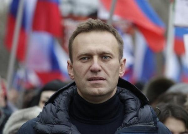 '푸틴의 정적' 알렉세이 나발니/사진=AP