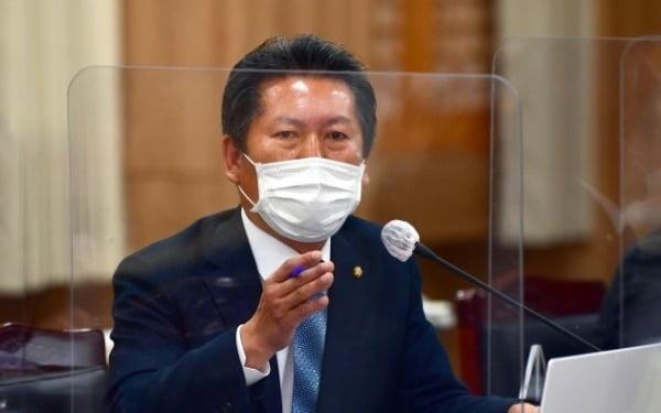 정청래 더불어민주당 의원 [사진=연합뉴스]
