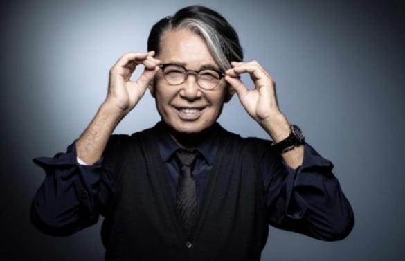 파리서 성공한 최초 일본 디자이너 겐조, 코로나19로 별세 [사진=AP 연합뉴스]