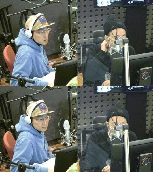 이휘재/사진=KBS FM '박명수의 라디오쇼'
