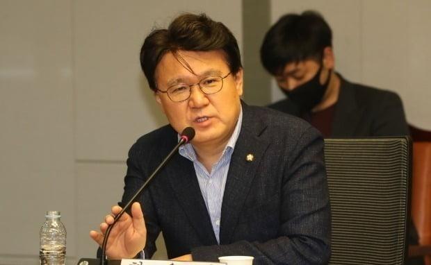 황운하 더불어민주당 의원. 사진=연합뉴스