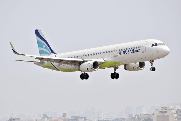 에어부산, 면세품 살 수 있는 무착륙 국제관광비행 추가 운행