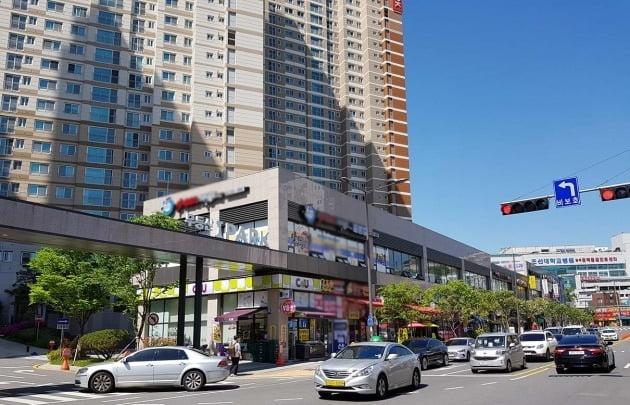 광주 학동의 한 아파트 모습. 한경DB