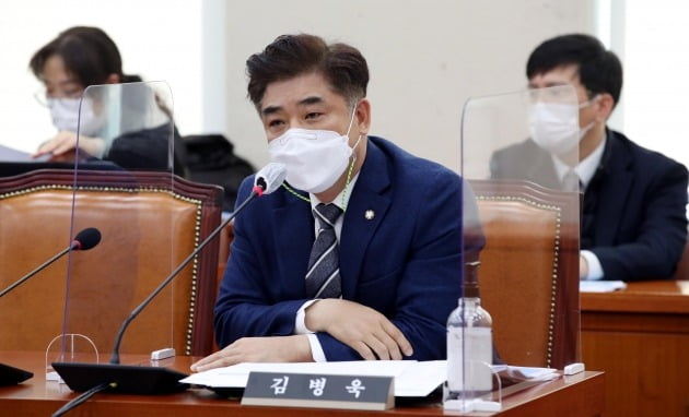 김병욱 더불어민주당 의원. 연합뉴스