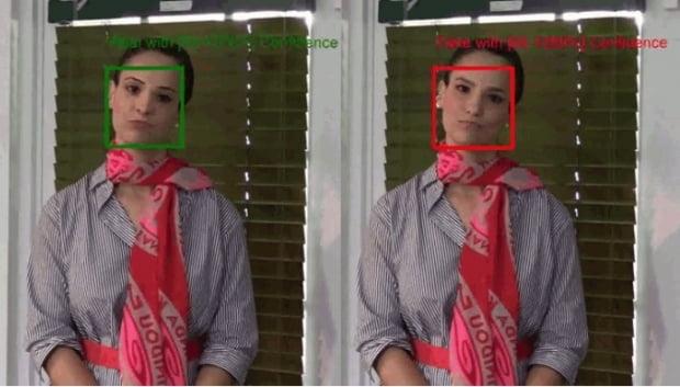 MS 딥페이크 탐지용 비디오 인증 기술