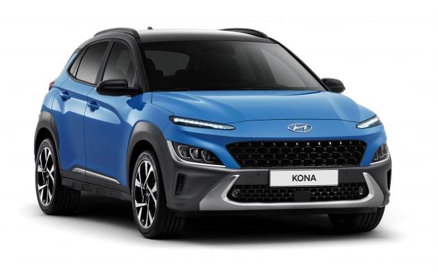 """""""더 부드러워진 주행감""""…현대차, 가솔린 2.0 코나 출시"""