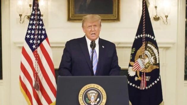 도널드 트럼프 미국 대통령 [사진=로이터 연합뉴스]