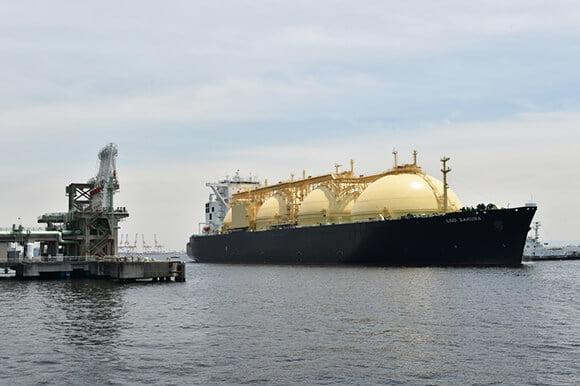 LNG가격 4배 뛰자 韓·中·日 쟁탈전…일본은 '위기' [정영효의 일본산업 분석]