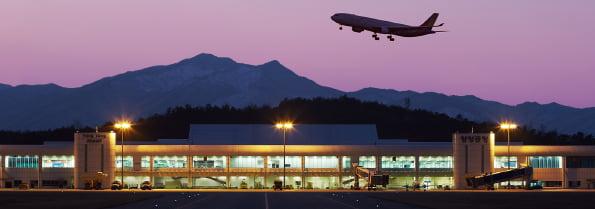 국내 14개 공항 여객 38.8% 감소...양양은 되레 증가