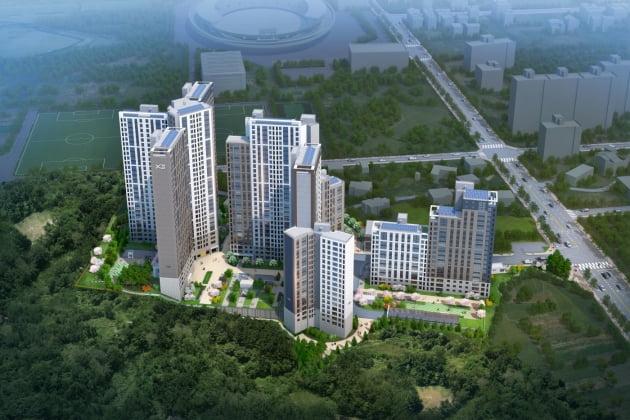 GS 건설 수도권, Xi 분양 발표 2 월까지 7000 세대 공급