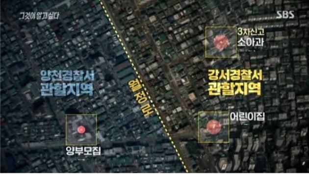 SBS '그것이 알고 싶다' 방송 화면