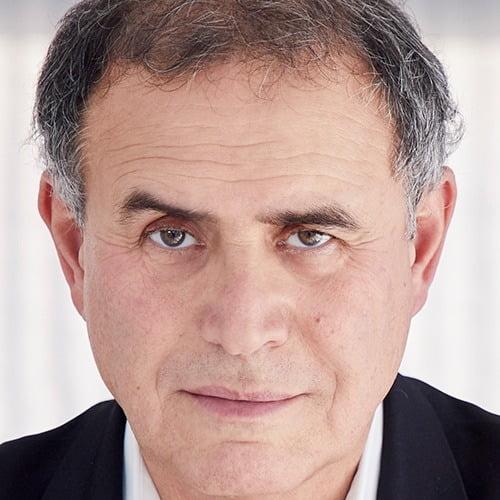누리엘 루비니 미국 뉴욕대 경영대학원 교수