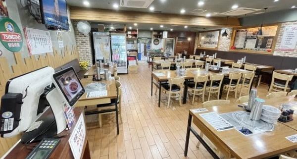 지난 18일 오후 서울 시내의 한 식당의 모습. 뉴스1