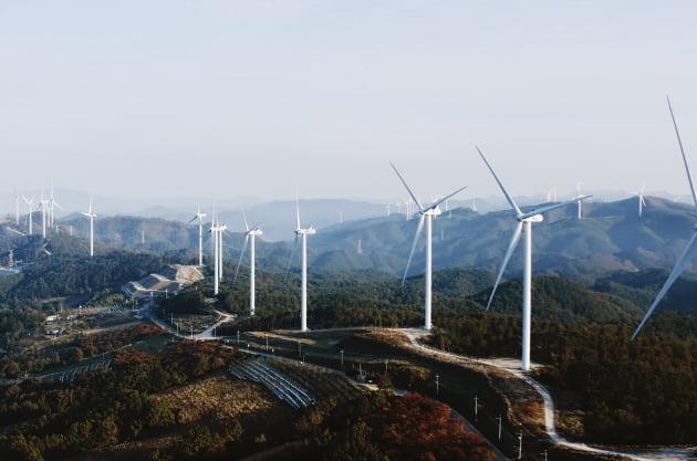 한화건설, 풍력 등 친환경 에너지 사업으로 ESG 경영 나서