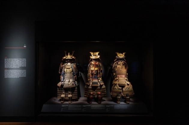 국립중앙박물관 세계문화관 일본실 전경.  /국립중앙박물관 제공
