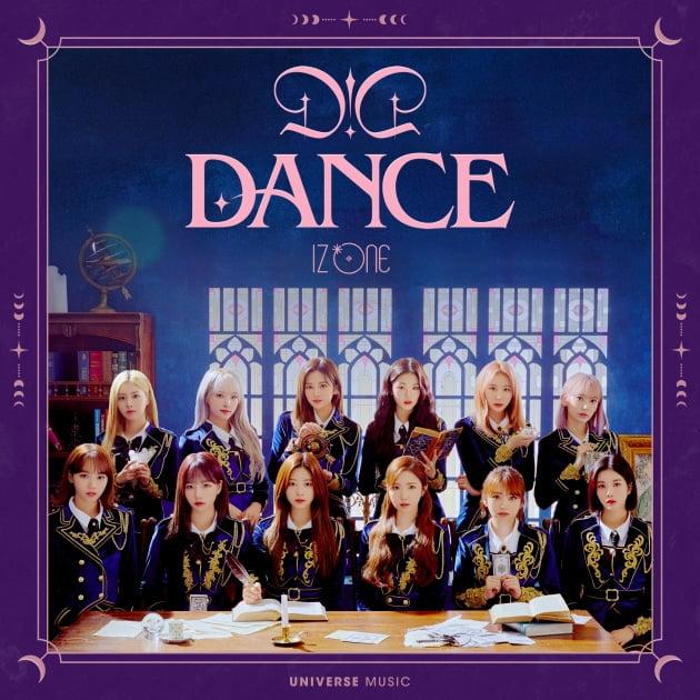 아이즈원 D-D-DANCE 온라인 커버 /사진=클렙 제공