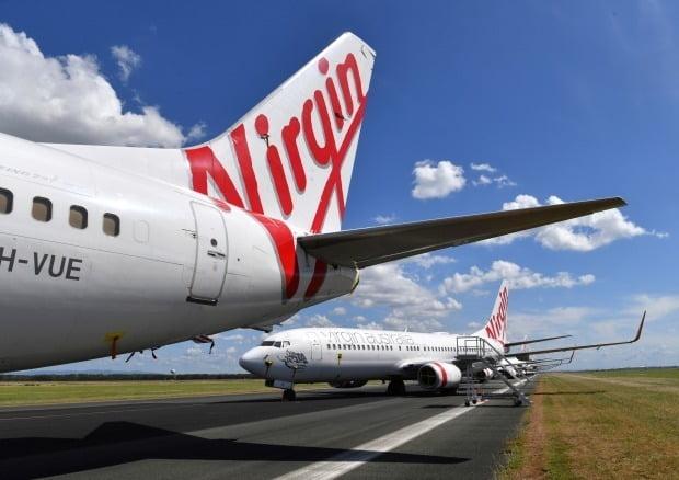 호주에서 한 여성이 '기장이 싫어하는 복장'이라는 이유로 항공기 탑승을 거부당하는 일이 발생했다. 사진은 여성 탑승객의 탑승을 거부한 버진 오르스트레일리아 항공 여객기. /사진=AP