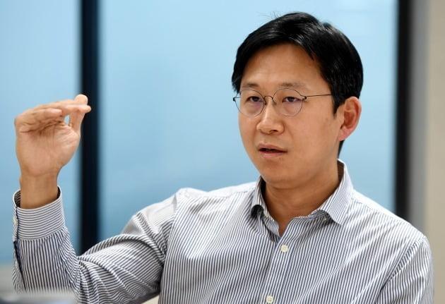 배경훈 LG 인공지능 연구원장.  사진=허문찬 기자  sweat@hankyung.com