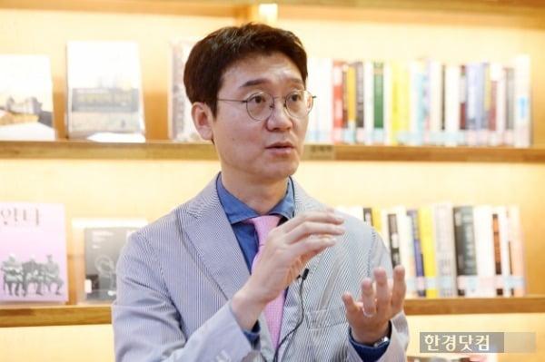 김웅 국민의힘 의원 /사진=최혁 한경닷컴 기자 chokob@hankyung.com