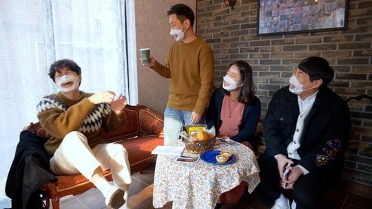 '트러블러' 이용진-이진호 (사진= JTBC 제공)