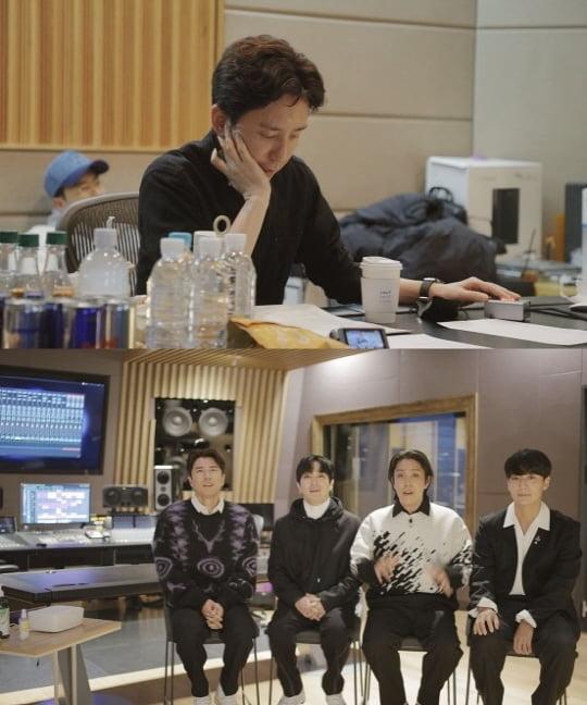 '뒤돌아보지 말아요'(사진=tvN)