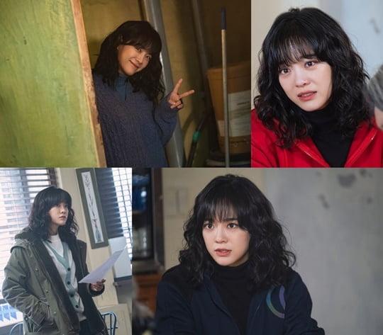 경이로운 소문 김세정 (사진=OCN)