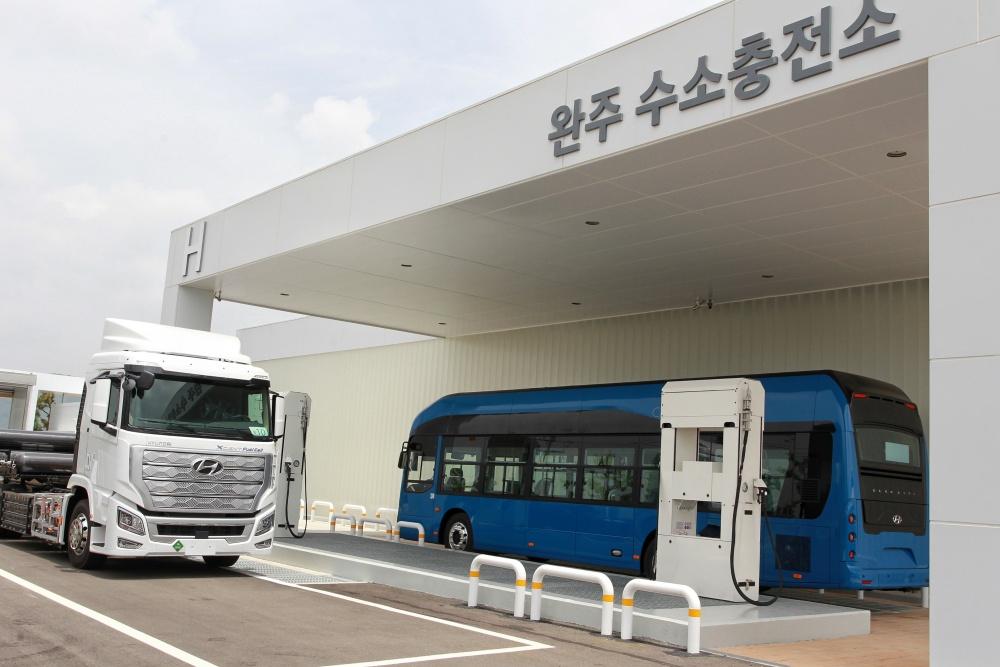 현대차그룹, 중국 광저우에 수소연료전지 생산기지 구축