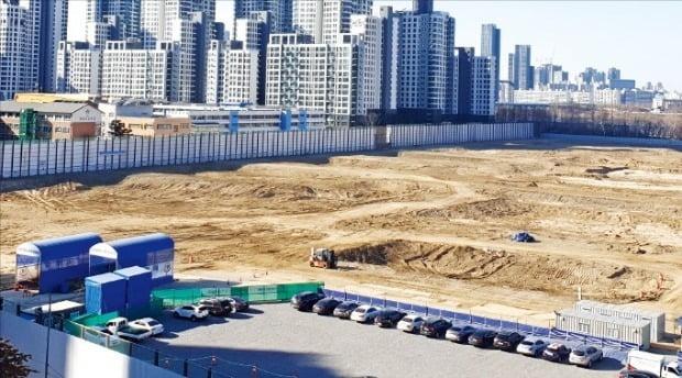 서초구 반포동 '래미안 원베일리' 사업 부지. /한경DB