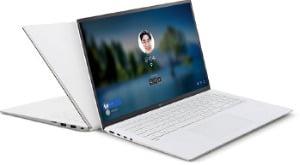 노트북 화면 더 커졌는데 어떻게 더 가볍지?
