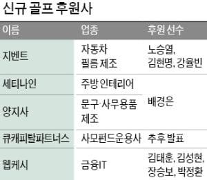 """코로나에도 골프 관심 높아져…""""홍보효과 딱이네"""""""