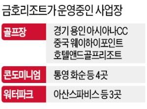 [단독] 박찬구 회장, '금호家 마지막 매물' 아시아나CC 품는다