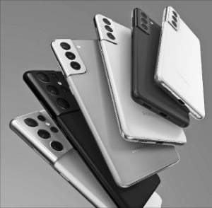 삼성 갤럭시 S21 박스 오피스 사인 … 자급 자족 전화 예약 3 배 돌파