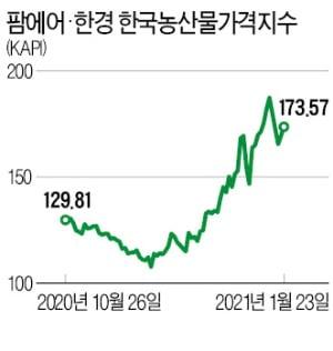 """""""방울토마토값 두달 뒤 67% 오른다…배추·마늘 지금 사면 손해"""""""