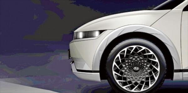 현대자동차' 아이오닉5'