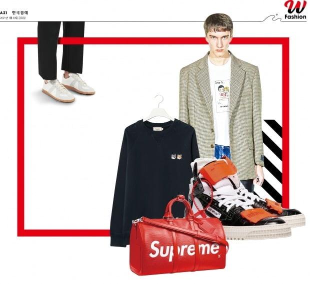 슈·오·베·마·키…MZ세대가 '픽'한 신흥 명품 브랜드5