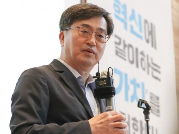 김동연 전 경제부총리 /사진=한경BD