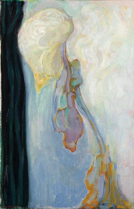 피트 몬드리안, 변형, 1908년, 헤이그 시립미술관