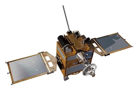 2022년 7월 발사 예정인 한국형 시험용 달 궤도선.