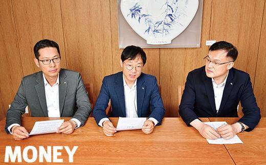 (왼쪽부터) 임상국, 임채우, 곽재혁 위원