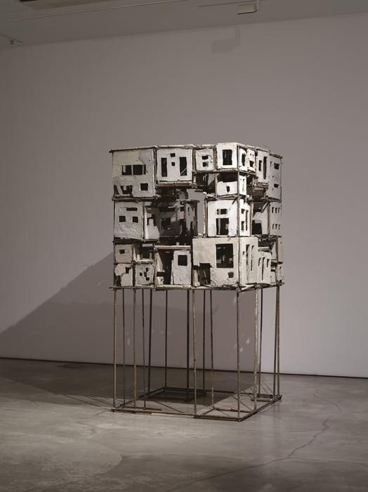 무릉도원, Shangri-La, Mixed Media, 115×118×218cm, 2012년