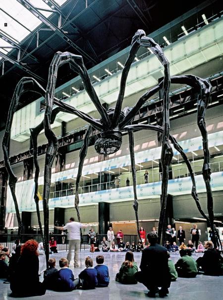 1. , 1999년, 강철과 대리석, 927.1x891.5x1023.6cm, 개인 소장, 뉴욕