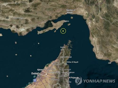 """이란, 韓선박 억류 왜…""""한국, 미·이란 대립의 희생자"""""""