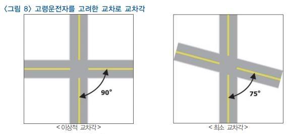 """고령운전자 사고 10년새 2.7배↑…""""도로표지판 크게 만들어야"""""""